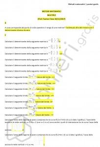 Paniere di metodi matematici - Multiple - eCampus