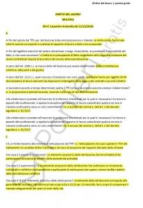 Paniere di Diritto del lavoro - Multiple - Servizi giuridici - eCampus