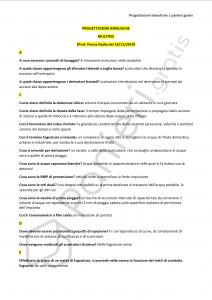 Paniere di Progettazioni idrauliche - Multiple - Ingegneria civile - eCampus