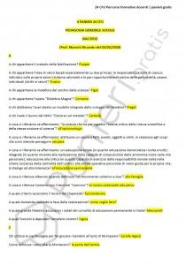 Panieri 24 CFU - Percorso formativo docenti (D.M. 616) - Multiple - eCampus