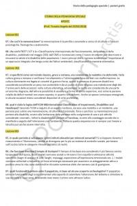 Paniere di Storia della pedagogia speciale - Aperte - Scienze pedagogiche - eCampus