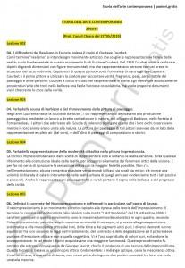 Paniere di Storia dell'arte contemporanea - Aperte - Design e discipline della moda - eCampus