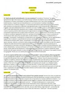 Paniere di Geografia 2020 (Geoscef2020) - Aperte - Scienze dell'educazione - eCampus