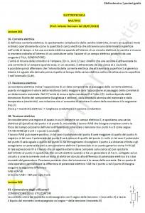 Paniere di Elettrotecnica - Aperte - Ingegneria informatica e dell'automazione - eCampus