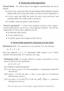 Complementi di matematica - Aperte