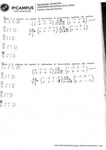 Complementi di matematica - Multiple e Aperte