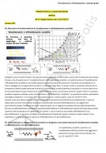 Paniere di Termotecnica e climatizzazione - Aperte - Ingegneria industriale - eCampus