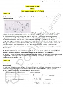 Paniere di Progettazione impianti - Aperte - Ingegneria industriale - eCampus