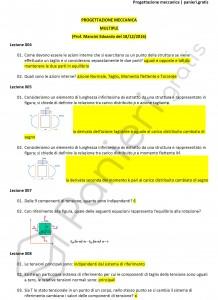 Paniere di Progettazione meccanica - Multiple - Ingegneria industriale - eCampus