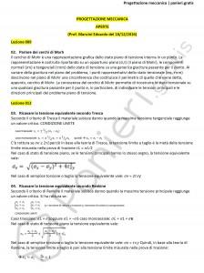 Paniere di Progettazione meccanica - Aperte - Ingegneria industriale - eCampus