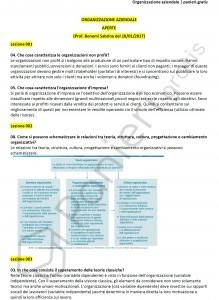 Paniere di Organizzazione aziendale - Aperte - Scienze della comunicazione - eCampus
